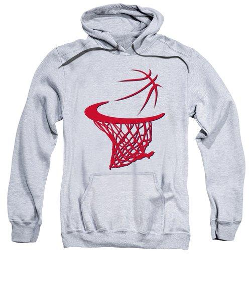 Wizards Basketball Hoop Sweatshirt by Joe Hamilton