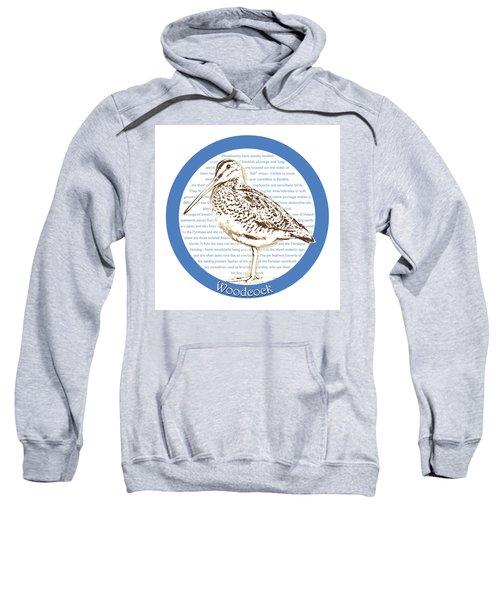 Woodcock Sweatshirt by Greg Joens