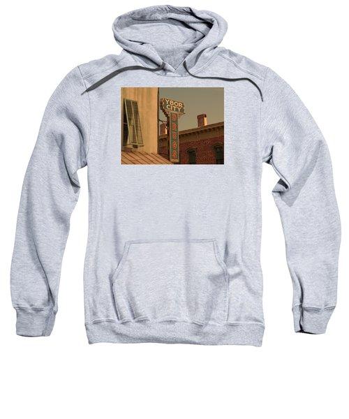 Ybor City Drugs Sweatshirt by Robert Youmans