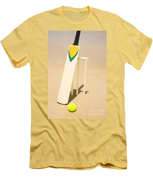 Summer Sport Men's T-Shirt (Slim Fit) by Jorgo Photography - Wall Art Gallery