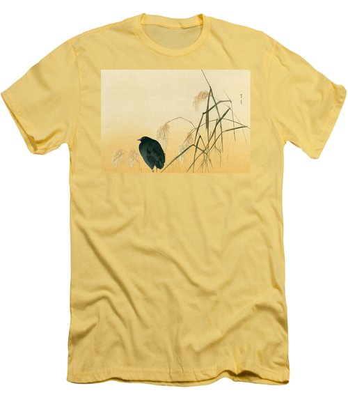 Blackbird Men's T-Shirt (Slim Fit) by Japanese School