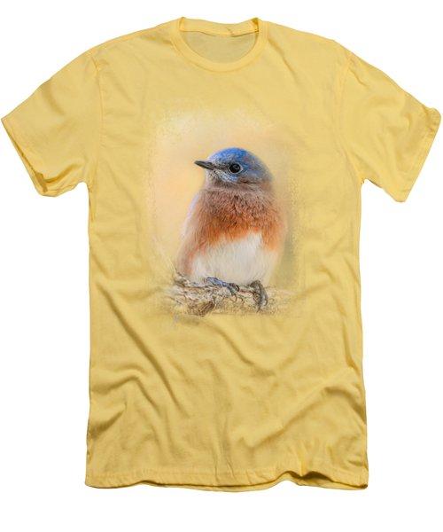 Autumn's Treasure Men's T-Shirt (Slim Fit) by Jai Johnson