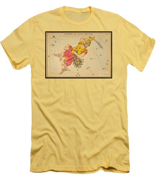 Perseus And Caput Medusae Men's T-Shirt (Slim Fit) by Science Source