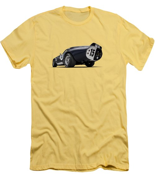 Shelby Daytona Men's T-Shirt (Slim Fit) by Douglas Pittman