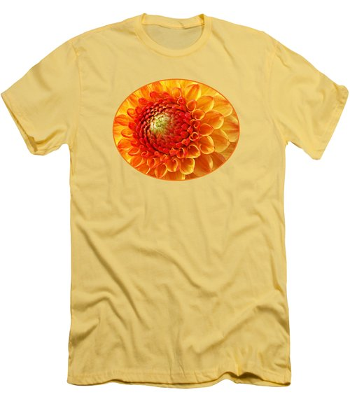 Sunshine  Men's T-Shirt (Slim Fit) by Gill Billington