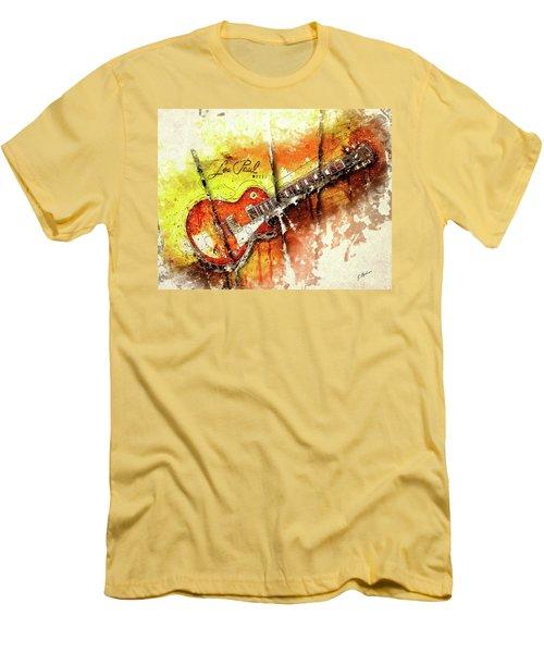 The Holy Grail V2 Men's T-Shirt (Slim Fit) by Gary Bodnar