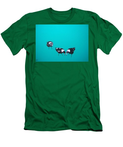 What About Me Men's T-Shirt (Slim Fit) by Jan Matson