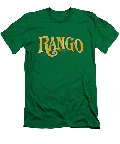 Rango - Logo Men's T-Shirt (Slim Fit) by Brand A