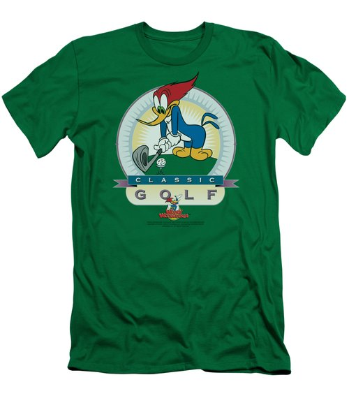 Woody Woodpecker - Classic Golf Men's T-Shirt (Slim Fit) by Brand A
