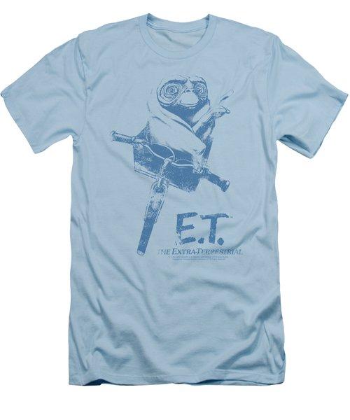 Et - Bike Men's T-Shirt (Slim Fit) by Brand A
