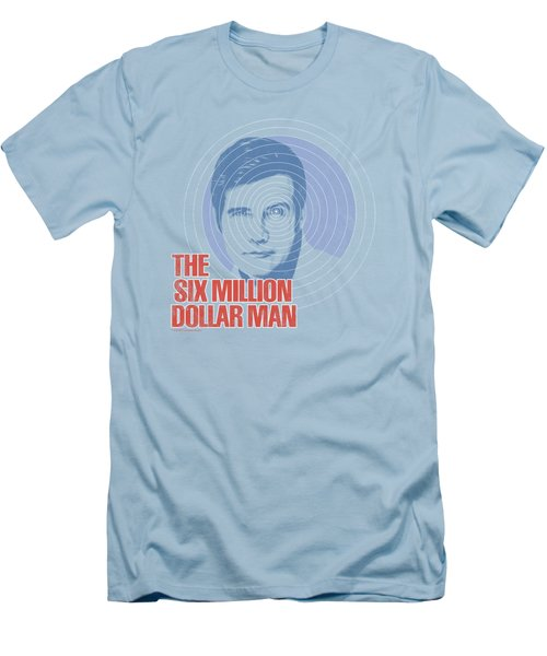Six Million Dollar Man - I See You Men's T-Shirt (Slim Fit) by Brand A