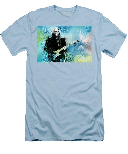 Tears In Heaven 3 Men's T-Shirt (Slim Fit) by Bekim Art