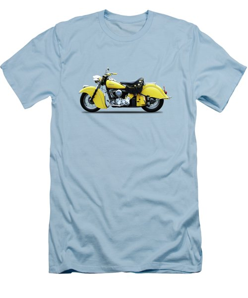 Indian Chief 1951 Men's T-Shirt (Slim Fit) by Mark Rogan