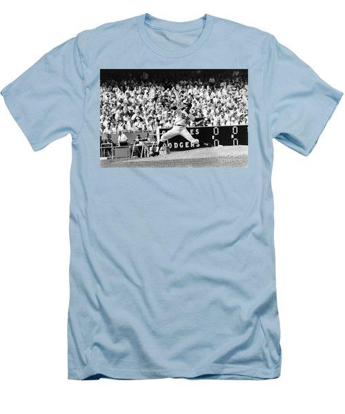 Sandy Koufax (1935- ) Men's T-Shirt (Slim Fit) by Granger