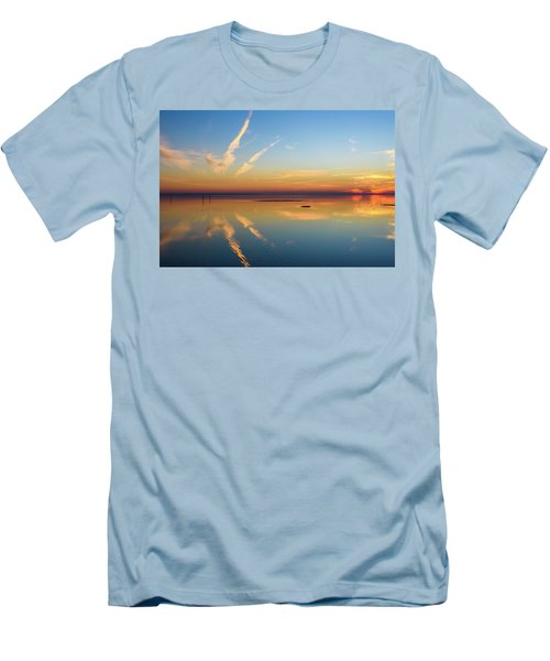 Men's T-Shirt (Slim Fit) featuring the photograph Or'dinaire by Thierry Bouriat