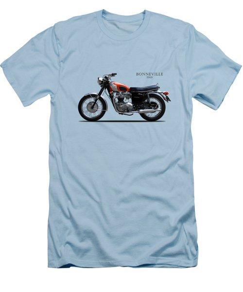 The 69 Bonnie Men's T-Shirt (Slim Fit) by Mark Rogan