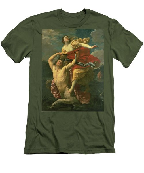 The Abduction Of Deianeira Men's T-Shirt (Slim Fit) by  Centaur Nessus