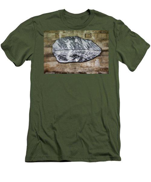 Westminster Military Memorial Men's T-Shirt (Slim Fit) by Stephen Stookey