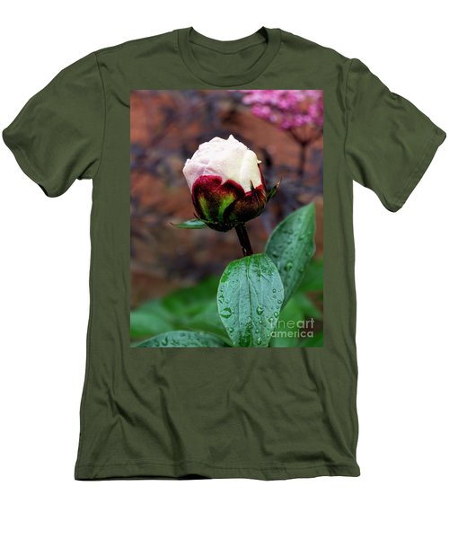 Awakening Men's T-Shirt (Slim Fit) by Gillian Singleton