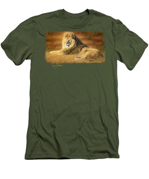 Majestic Men's T-Shirt (Slim Fit) by Lucie Bilodeau
