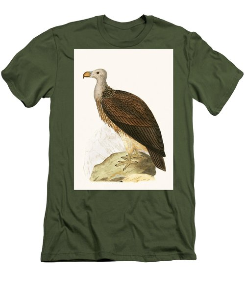 Sociable Vulture Men's T-Shirt (Slim Fit) by English School