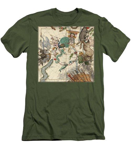 South Pole Men's T-Shirt (Slim Fit) by Ignace-Gaston Pardies