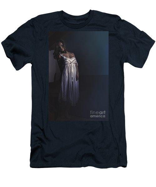 Clara Men's T-Shirt (Slim Fit) by Traven Milovich