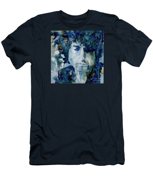 Dylan Men's T-Shirt (Slim Fit) by Paul Lovering