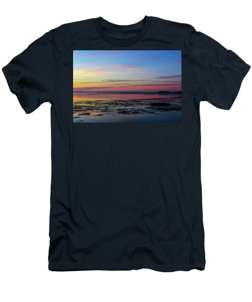 Men's T-Shirt (Slim Fit) featuring the photograph A Change Of Season by Thierry Bouriat