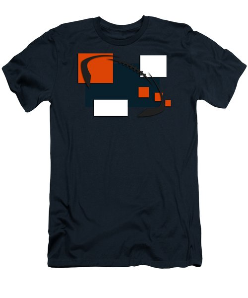 Bears Abstract Shirt Men's T-Shirt (Slim Fit) by Joe Hamilton
