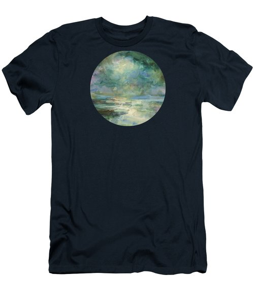 Into The Light Men's T-Shirt (Slim Fit) by Mary Wolf
