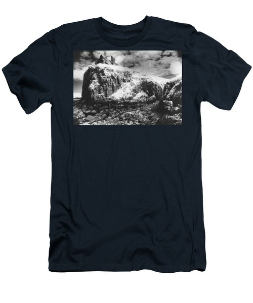 Isle Of Skye Men's T-Shirt (Slim Fit) by Simon Marsden