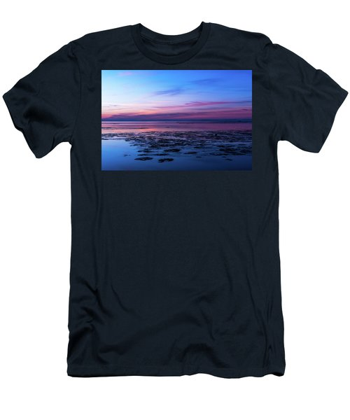 Men's T-Shirt (Slim Fit) featuring the photograph Just Let Me Breathe by Thierry Bouriat