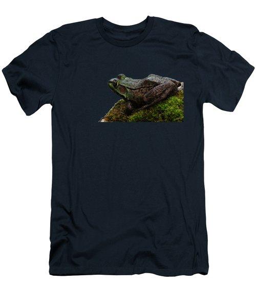 King Of The Rock Men's T-Shirt (Slim Fit) by Debbie Oppermann
