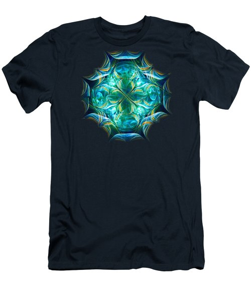 Magic Mark Men's T-Shirt (Slim Fit) by Anastasiya Malakhova