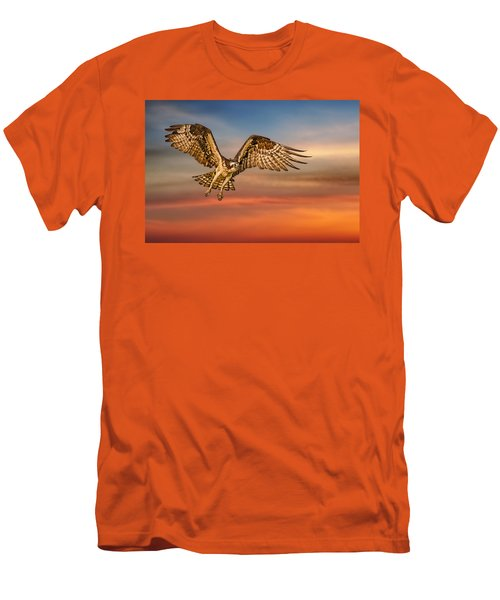 Calling It A Day Men's T-Shirt (Slim Fit) by Susan Candelario