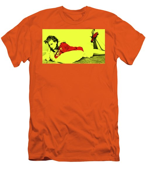 Taylor Swift 10r Men's T-Shirt (Slim Fit) by Brian Reaves