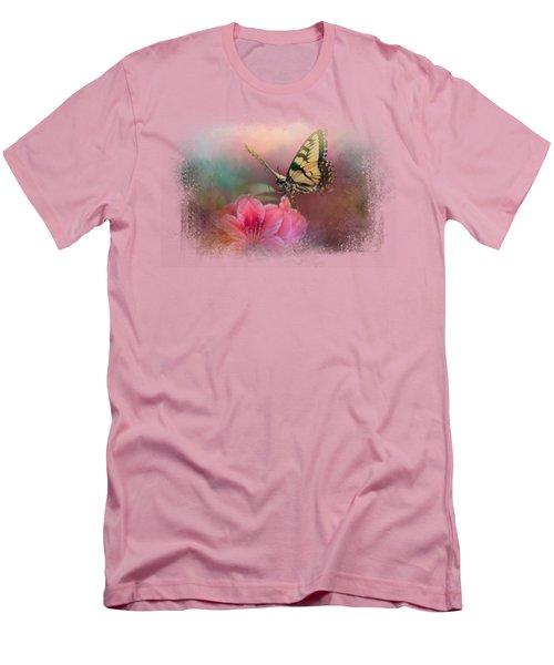 Garden Friend 2 Men's T-Shirt (Slim Fit) by Jai Johnson