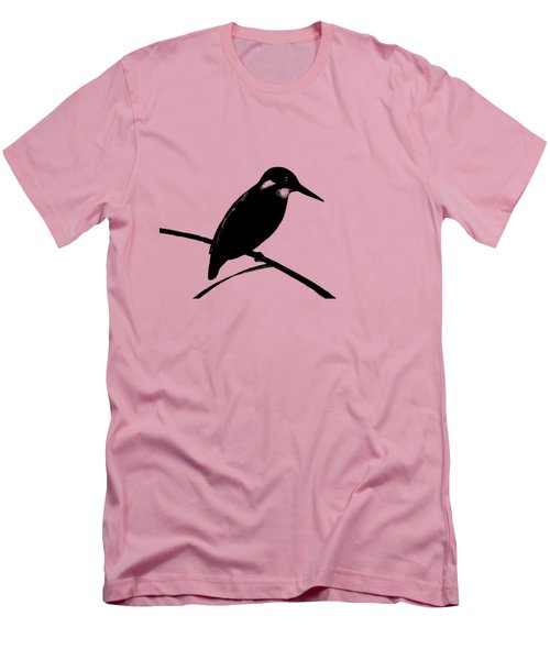 The Kingfisher Men's T-Shirt (Slim Fit) by Mark Rogan