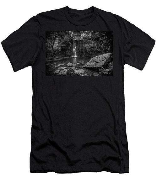 Hayden Falls Men's T-Shirt (Slim Fit) by James Dean