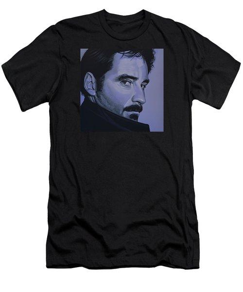 Kevin Kline Men's T-Shirt (Slim Fit) by Paul Meijering