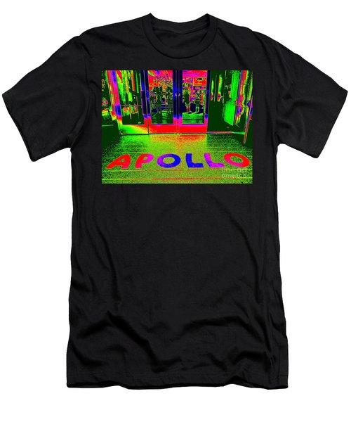 Apollo Pop Men's T-Shirt (Slim Fit) by Ed Weidman