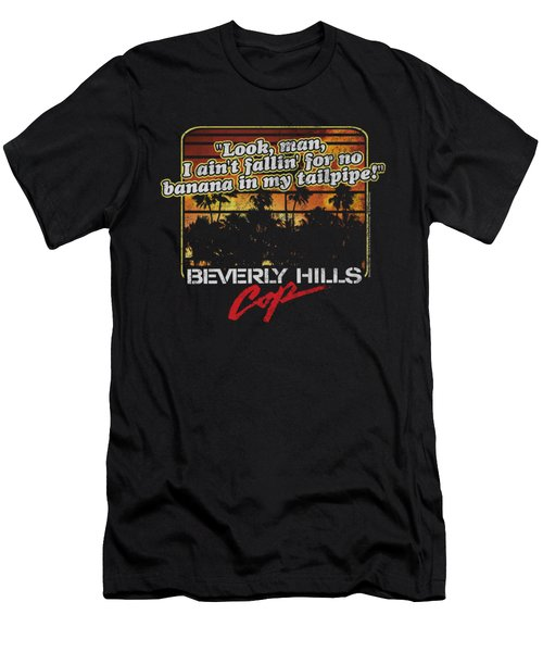 Bhc - Banana In My Tailpipe Men's T-Shirt (Slim Fit) by Brand A