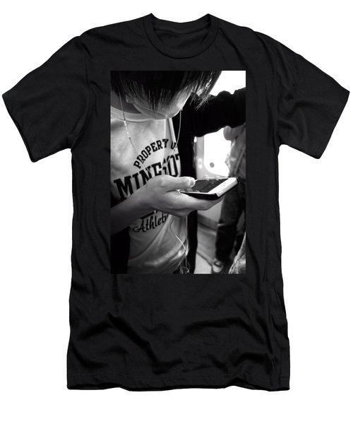 Minesota Kyoto Men's T-Shirt (Slim Fit) by Daniel Hagerman