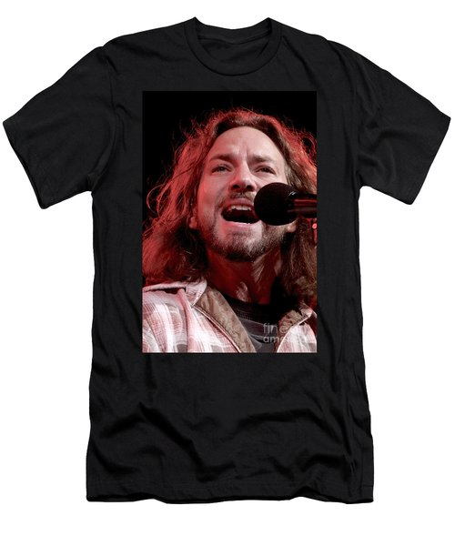 Pearl Jam Men's T-Shirt (Slim Fit) by Concert Photos