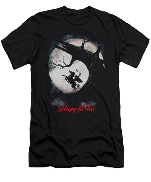 Sleepy Hollow - Poster Men's T-Shirt (Slim Fit) by Brand A