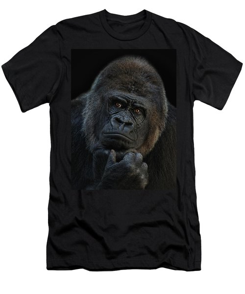 You Ain T Seen Nothing Yet Men's T-Shirt (Slim Fit) by Joachim G Pinkawa