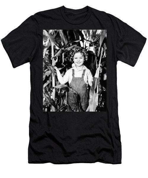 Shirley Temple (1928- ) Men's T-Shirt (Slim Fit) by Granger