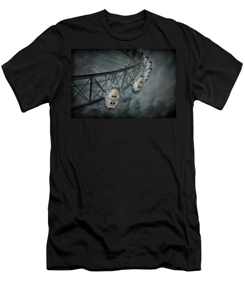 More Then Meets The Eye Men's T-Shirt (Slim Fit) by Evelina Kremsdorf
