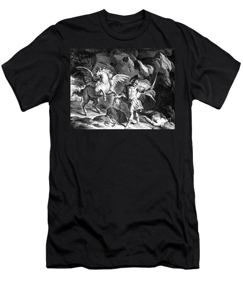 Mythology: Perseus Men's T-Shirt (Slim Fit) by Granger